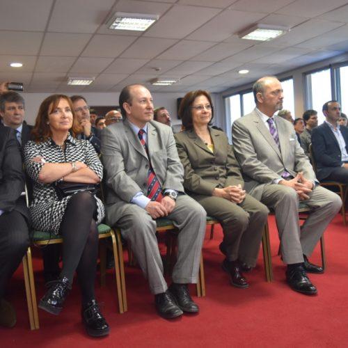 Participan del acto de apertura de la capacitación sobre la reforma del Código Procesal Penal de la Nación