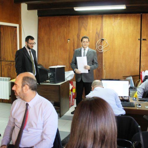 En Río Grande se realizó concurso para cubrir un cargo de defensor oficial