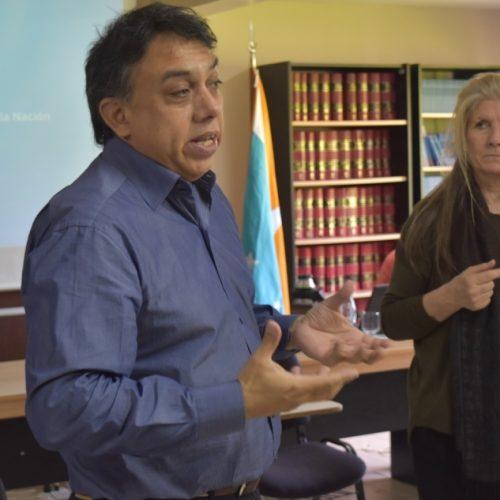 Docentes del SEDRONAR dictaron el segundo módulo de la Capacitación sobre Consumo Problemático y Drogadependencia