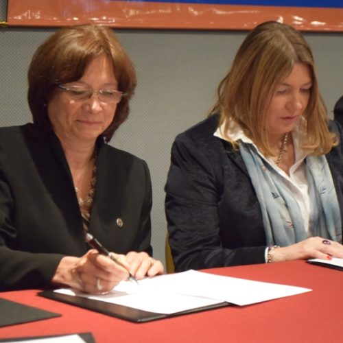 Firman el Protocolo de Cooperación para capacitar en argumentación jurídica