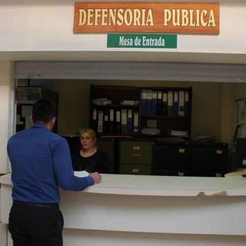 La Defensoría Pública continúa con el asesoramiento en los barrios de Río Grande