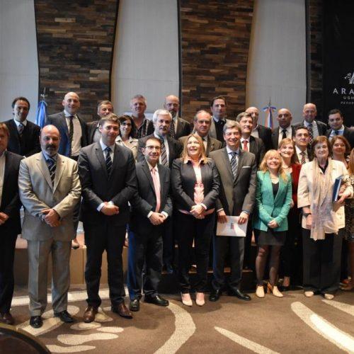 Jueces y funcionarios participan de jornadas sobre ética y transparencia en el ejercicio de la función pública
