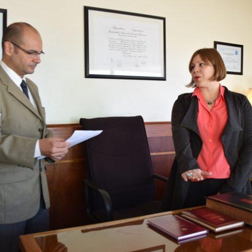 Prestó juramento la Doctora Hotes en el Juzgado de Familia N° 1 de Ushuaia