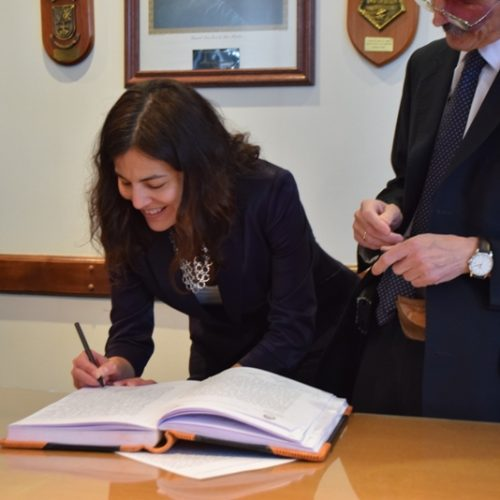 La Doctora Vallejos es la nueva Secretaria Interina de Demandas Originarias