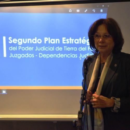 Amplia participación en el cierre del II Plan Estratégico del Poder Judicial de Tierra del Fuego