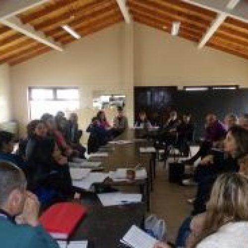Positivo encuentro en anteúltima reunión de Redes Interinstitucionales en Tolhuin