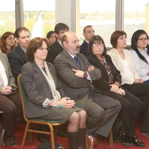 El Poder Judicial participó del acto de adhesión al Plan Nacional para prevenir y erradicar la violencia de género