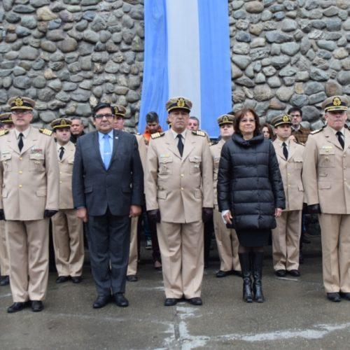 El Superior Tribunal de Justicia participó de la asunción del nuevo Jefe de la Prefectura de Ushuaia