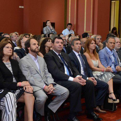 El Superior Tribunal de Justicia participó de la presentación del Premio Nacional a la Calidad en la Justicia