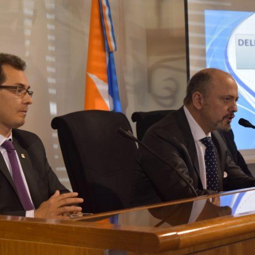"""Dictaron seminario sobre """"Delitos Informáticos y buenas prácticas en el uso de internet"""""""