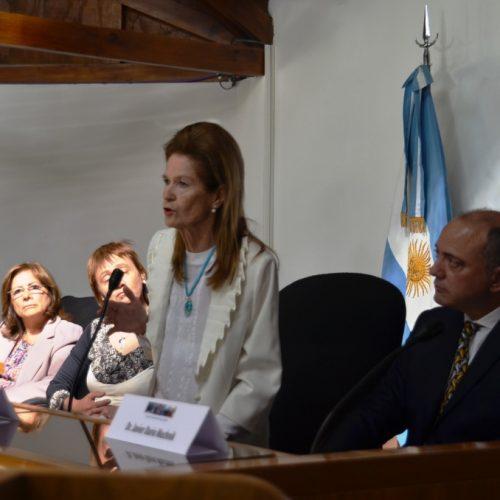 La Doctora Highton de Nolasco abrirá jornada de Acceso a Justicia en Ushuaia