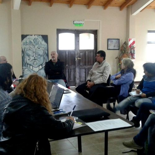 Se desarrolló el último encuentro de la Mesa de Redes Interinstitucionales de Tolhuin