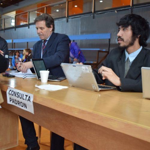 El Juzgado Electoral realizó un positivo balance de las elecciones del IPAUSS