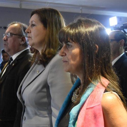 El Superior Tribunal de Justicia participó de la apertura de sesiones del Concejo Deliberante de Ushuaia
