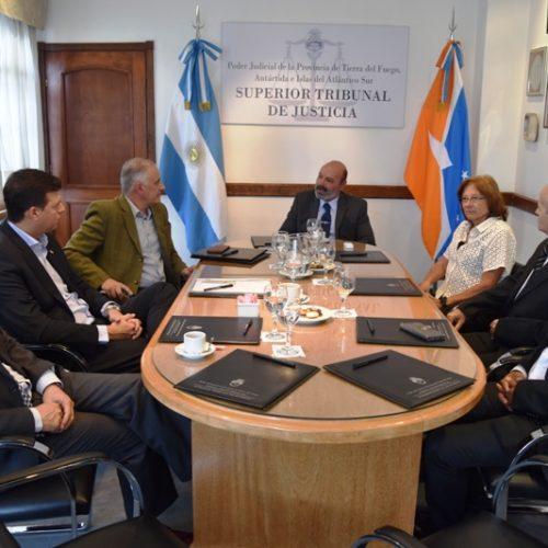 Se iniciaron las reuniones de trabajo de la Comisión creada para la Reforma del Código Procesal Penal