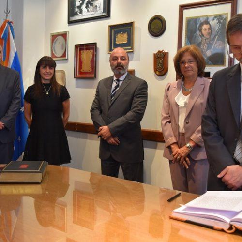 La Doctora Name juró como Secretaria Interina de Superintendencia y Administración