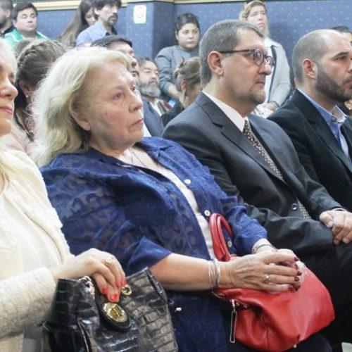 Autoridades del Poder Judicial participaron de la Apertura de Sesiones Ordinarias del Concejo Deliberante de Río Grande