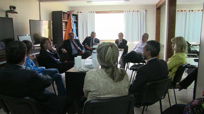Primera reunión de Acercándonos a la Comunidad (2)