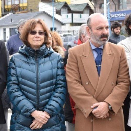 El Poder Judicial participó del acto en memoria de los excombatientes judiciales de Malvinas