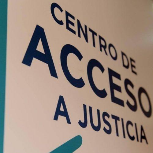 Se ponen en marcha los Centros de Acceso a Justicia