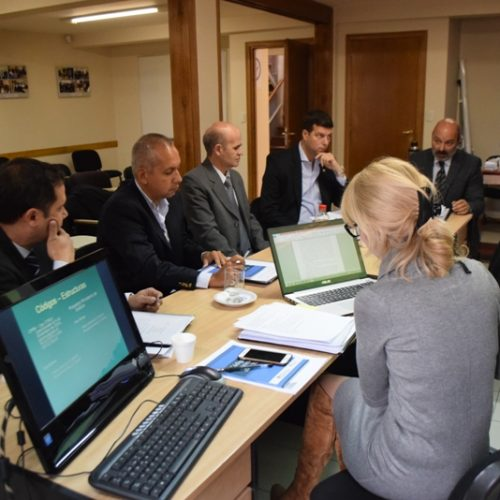 La Comisión de Reforma del Código Procesal Penal elaboró estrategias de trabajo