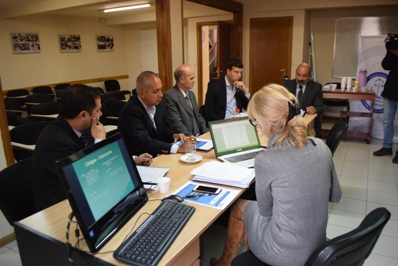 Comisión Reforma CPP (2)