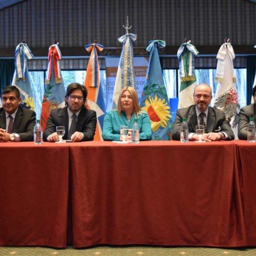 El Poder Judicial asistió a la apertura inaugural de CoFe.Jus