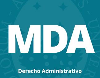 Maestria Derecho Administrativo