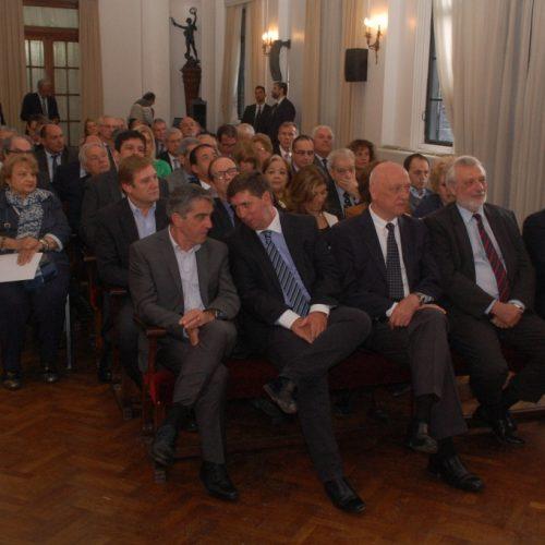 Muchnik y Battaini participaron de la IX Jornada Institucional dirigida a integrantes de Ju.Fe.Jus.