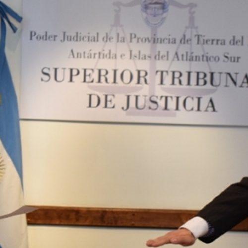 Andrés Leonelli juró como Relator del Superior Tribunal de Justicia