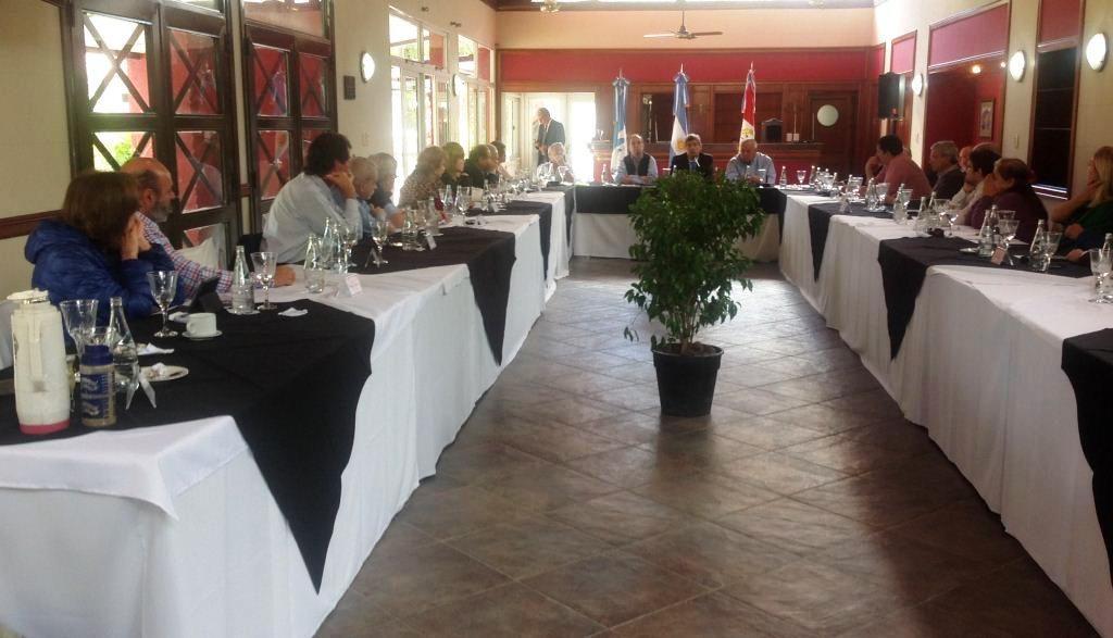Reunion comisión directiva Jufejus 1