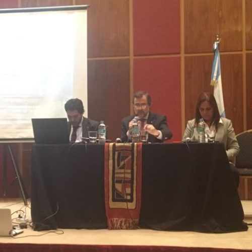 El Fiscal Massimi participó de Jornadas Binacionales del Ministerio Público Fiscal