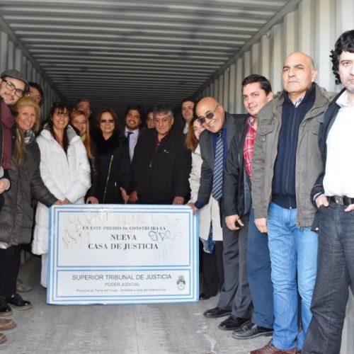 Celebran una década del funcionamiento de la Casa de Justicia en Tolhuin