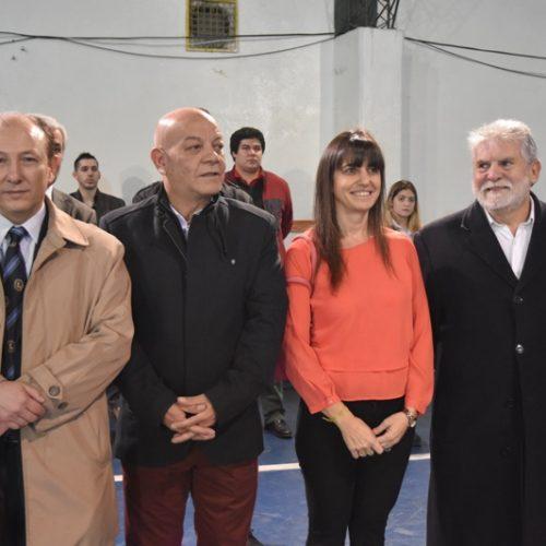 La Doctora Name participó del acto por el 132° aniversario de la Policía Provincial