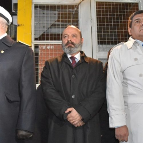 """El Superior Tribunal de Justicia presente en conmemoración por 35 años del hundimiento del Crucero ARA """"General Belgrano"""""""