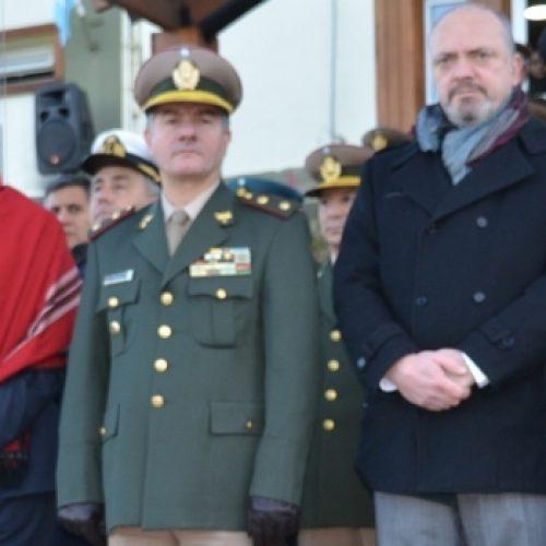El Superior Tribunal de Justicia participó del aniversario del bautismo de fuego de Gendarmería Nacional