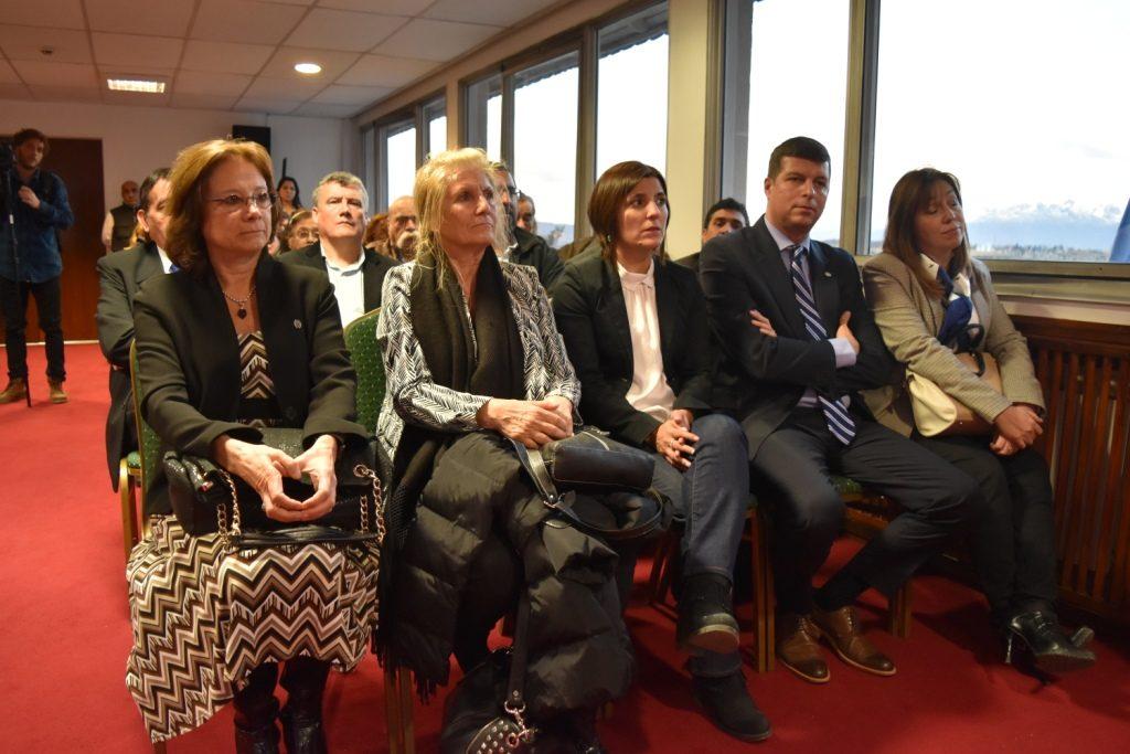 Dra Battaini participando del Programa para Resolución de Conflictos 1