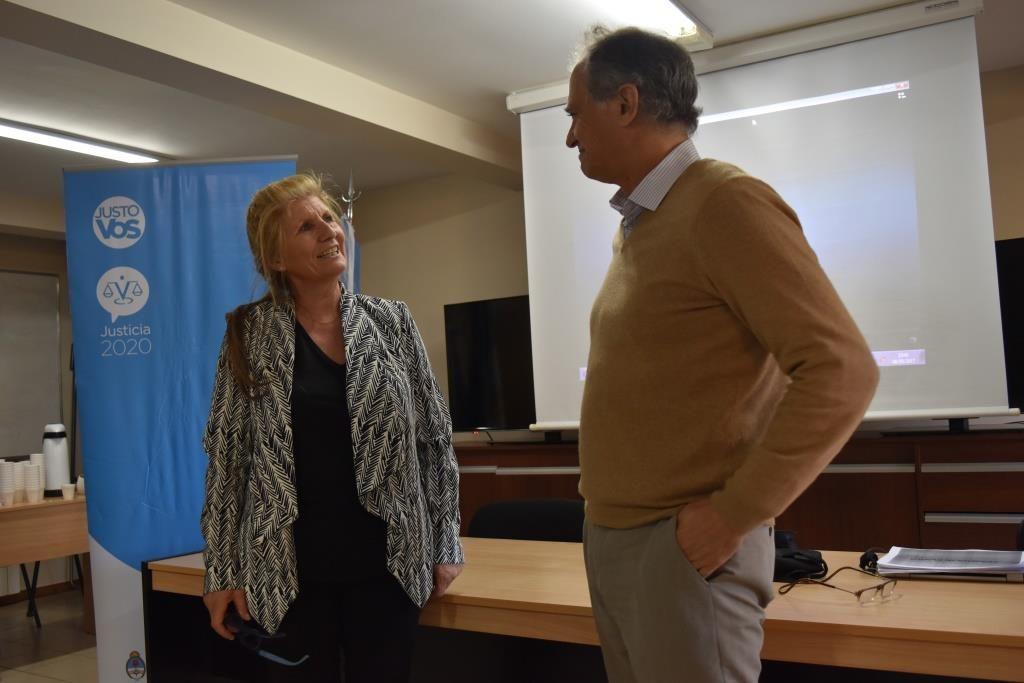 Silvia Vecchi y Mauricio Devoto (1)