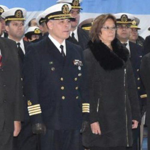 El Superior Tribunal participó del acto por el 207 Aniversario de la Prefectura Naval Argentina
