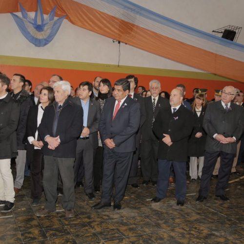 El Poder Judicial asistió al acto por el Día de la Provincia de Tierra del Fuego
