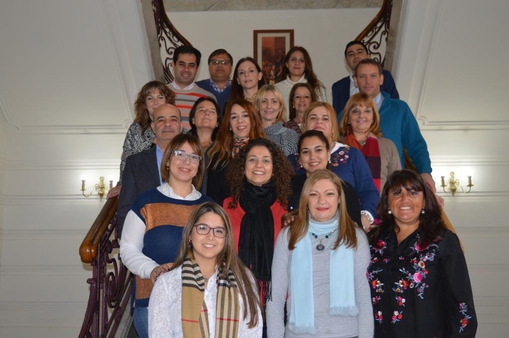 Participante de Jornadas de Responsables de Recursos Humanos