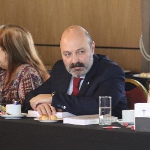 El Doctor Muchnik participó de la reunión de Comisión Directiva de Ju.Fe.Jus