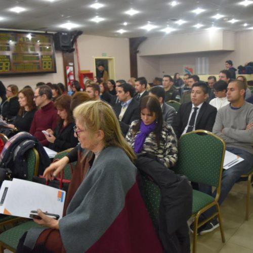 Participan del Encuentro provincial de Lucha contra la Trata y Explotación de personas