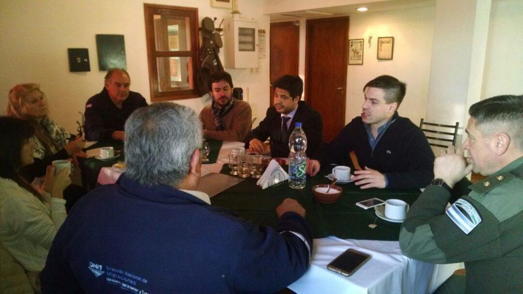 Reunión en San Sebastian 2