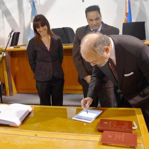 El Poder Judicial avanza en el proceso de la digitalización