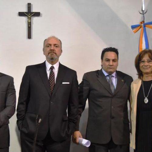 El Dr. Manuel López asumió como Juez de Ejecución de Ushuaia