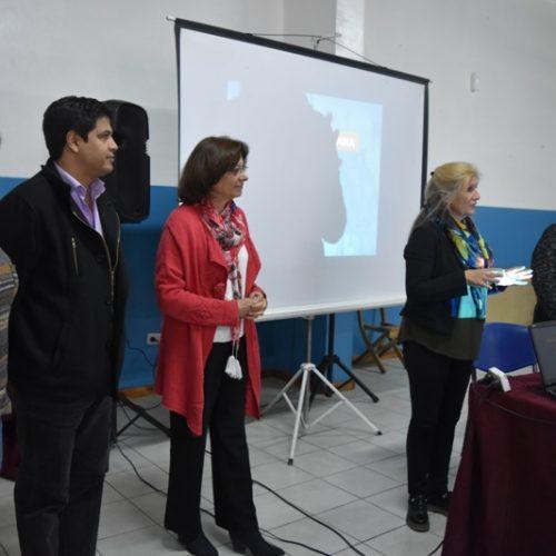 Iniciaron los talleres de Justicia Cotidiana en Tolhuin
