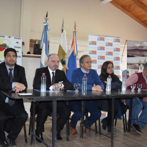 """Con gran participación de la comunidad cerraron los talleres de """"Justicia Cotidiana"""" en Tolhuin"""
