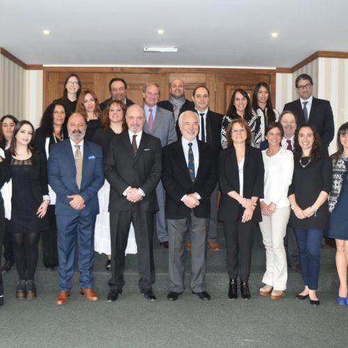 El Superior Tribunal de Justicia realizó el Encuentro de Planificación Estratégica