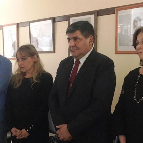 El Superior Tribunal de Justicia estuvo presente en homenaje a Leonila Lizondo de Arizmendi